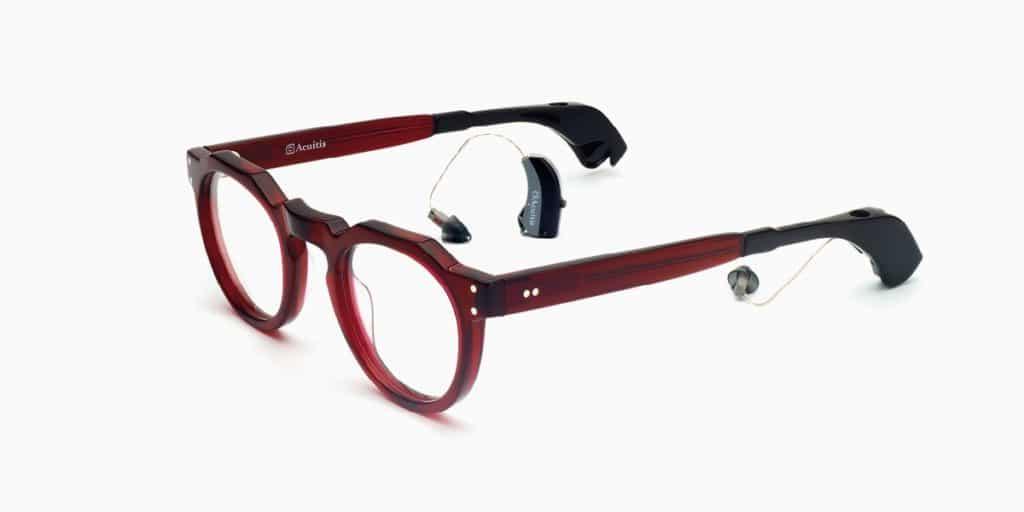 lunettes auditives